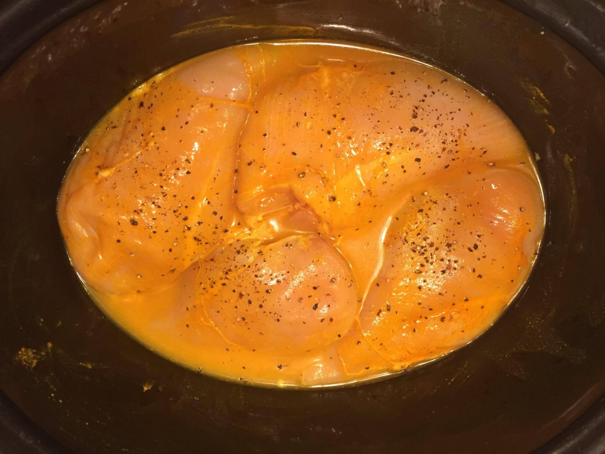 work week meal prep chicken