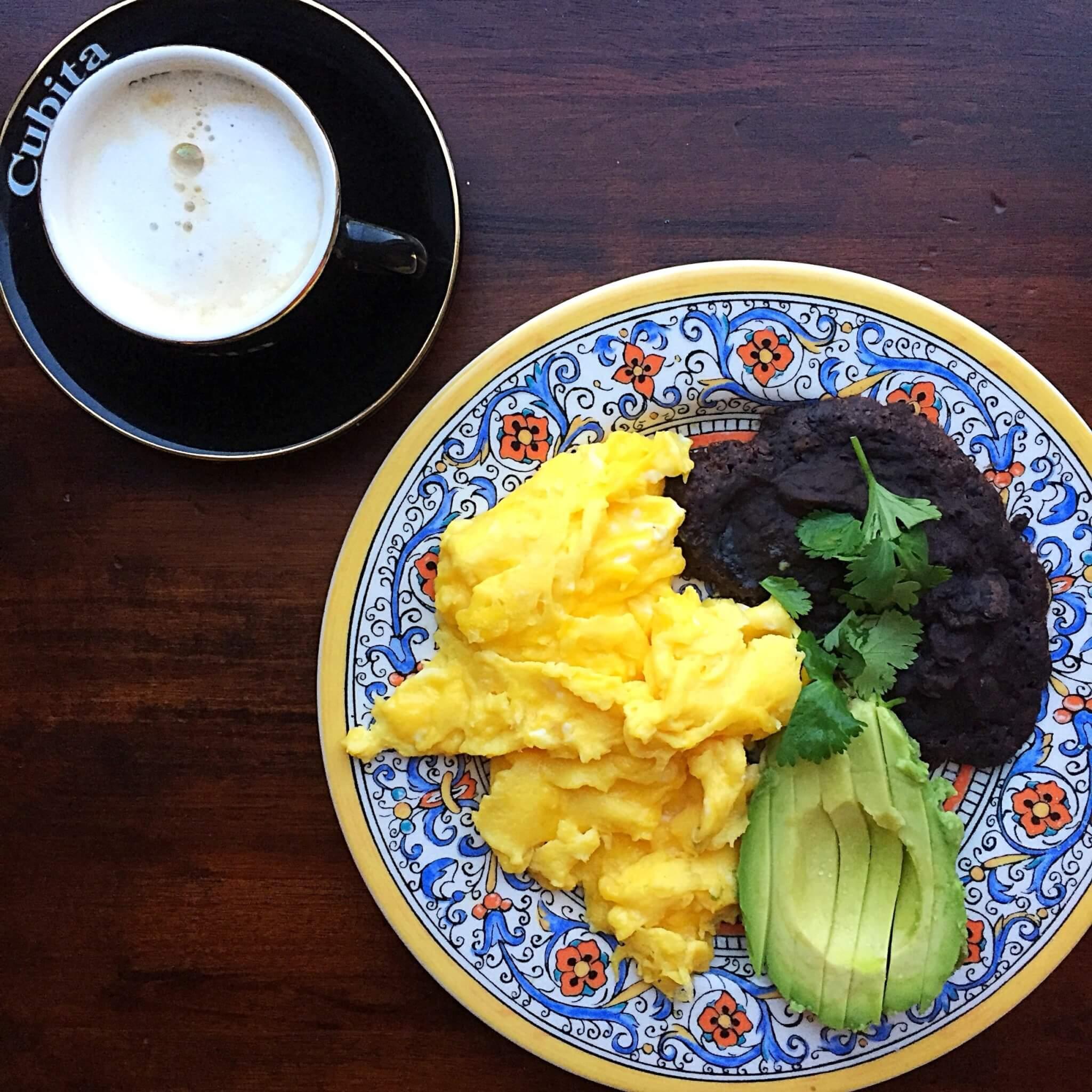 Black Bean Breakfast