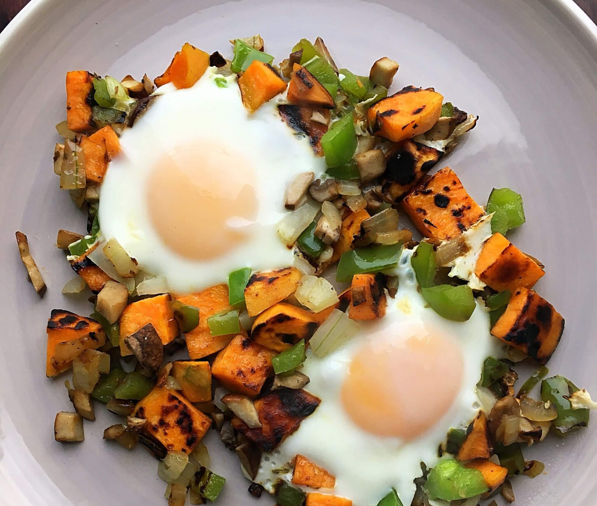 $4.50 and 30 Minute Sweet Potato Hash Recipe